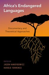 Africa's Endangered Languages: Documentary and Theoretical Approaches