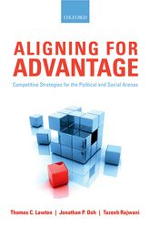 Aligning for AdvantageCompetitive Strategies for the Political and Social Arenas