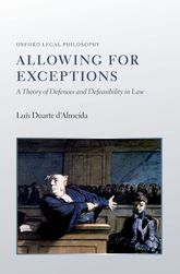 Allowing for Exceptions: A Theory of Defences and Defeasibility in Law