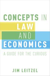 Concepts in Law and Economics