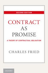 Contract as PromiseA Theory of Contractual Obligation