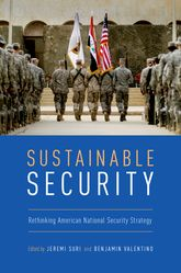 Sustainable SecurityRethinking American National Security Strategy$