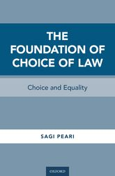 The Foundation of Choice of LawChoice and Equality