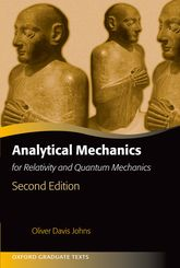 Analytical Mechanics for Relativity and Quantum Mechanics$