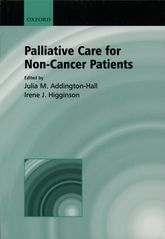 Palliative Care for Non-cancer Patients$