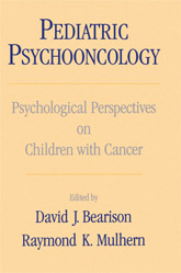 Pediatric Psychooncology$