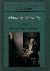 Morality, Mortality Volume I: Death and Whom to Save From It$