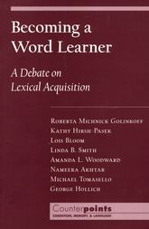 Becoming a Word Learner$