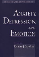 Anxiety, Depression, and Emotion$