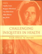 Challenging Inequities in Health