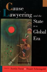 Cause Lawyering and the State in a Global Era$