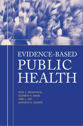 Evidence-Based Public Health | Oxford Scholarship Online