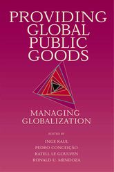 Providing Global Public GoodsManaging Globalization$
