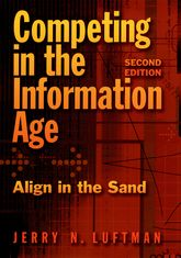 Competing in the Information AgeAlign in the Sand$
