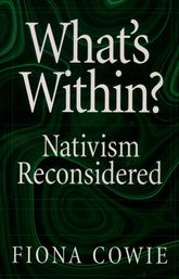 What's Within?Nativism Reconsidered$