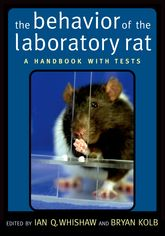 The Behavior of the Laboratory Rat$