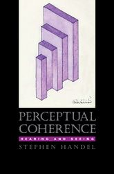Perceptual CoherenceHearing and seeing$