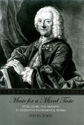Music for a Mixed TasteStyle, Genre, and Meaning in Telemann's Instrumental Works$