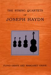 The String Quartets of Joseph Haydn - Oxford Scholarship Online