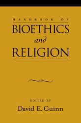 Handbook of Bioethics and Religion$