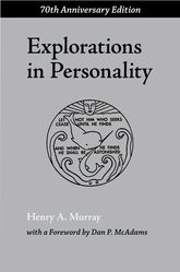 Explorations in Personality | Oxford Scholarship Online