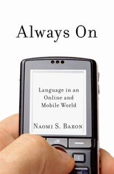 Always OnLanguage in an Online and Mobile World