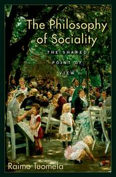 The Philosophy of Sociality – The Shared Point of View - Oxford Scholarship Online