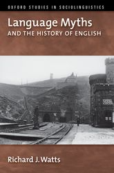 Language Myths and the History of English$