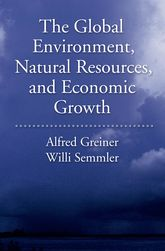 The Global Environment, Natural Resources, and Economic Growth | Oxford Scholarship Online