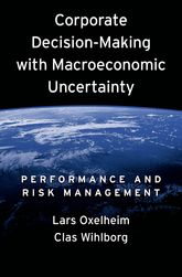 Corporate Decision-Making with Macroeconomic Uncertainty