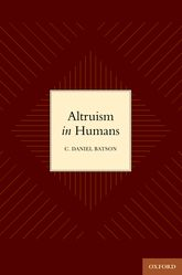 Altruism in Humans