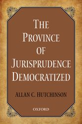 The Province of Jurisprudence Democratized$