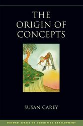 The Origin of Concepts | Oxford Scholarship Online