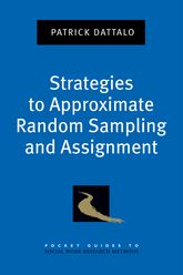 Strategies to Approximate Random Sampling and Assignment
