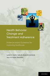 Health Behavior Change and Treatment Adherence$