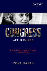 Congress after IndiraPolicy, Power, Political Change (1984-2009)