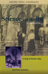 Science and the RajA Study of British India$