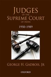 Judges of the Supreme Court of India1950 - 1989$
