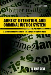 Arrest, Detention, and Criminal Justice System