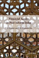 Financial Access in Post-Reform India$
