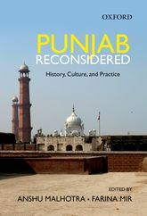 Punjab ReconsideredHistory, Culture, and Practice$