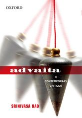 AdvaitaA Contemporary Critique$