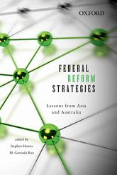 Federal Reform StrategiesLessons from Asia and Australia$