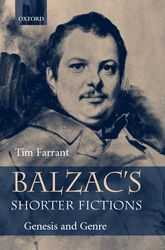 Balzac's Shorter Fictions