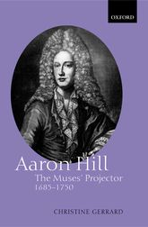 Aaron Hill - The Muses' Projector, 1685-1750 | Oxford Scholarship Online