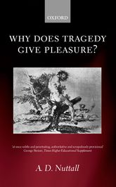Why Does Tragedy Give Pleasure?$