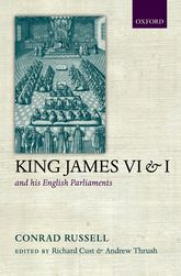 King James VI and I and his English Parliaments$