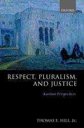 Respect, Pluralism, and Justice – Kantian Perspectives | Oxford Scholarship Online