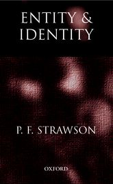 Entity and IdentityAnd other essays$