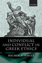 Individual and Conflict in Greek Ethics$